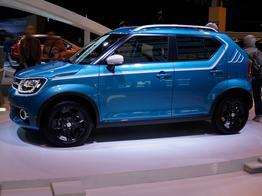 "Suzuki Ignis      COMFORT 1.2 Dualjet, Kamera-NAVI ! , Klima, Bluetooth, Alu 16"", Sitzheizung, Multilenkrad"