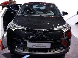 Toyota C-HR - Selected 1.8 Hybrid 122PS CVT 2018