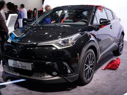 Toyota C-HR - Selected 1.8 Hybrid 122PS CVT 2018