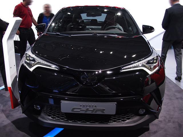 Toyota C-HR - C-LUB 1.2 VVT-i 116PS 6G 2018