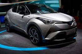 Toyota C-HR - C-HIC 1.2 VVT-i 116PS 6G 2018