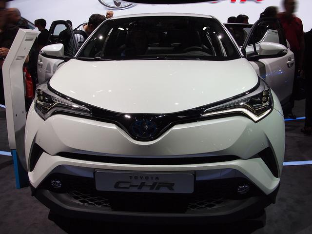 Toyota C-HR - 1.2-l-Turbo