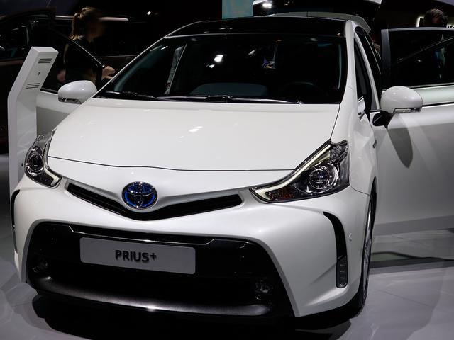 Bestellfahrzeug, konfigurierbar Toyota Prius+ - 1.8-l-VVT-i
