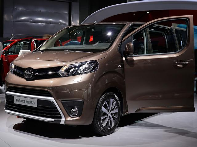 Bestellfahrzeug, konfigurierbar Toyota Proace Verso, 5-Türer - 2,0-l-D-4D 130kW L1 Executive Auto