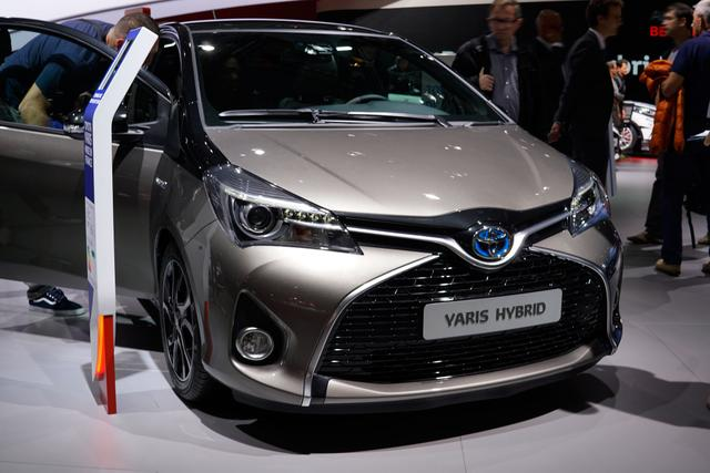 Toyota Yaris - 1,5-l-Dual-VVT-iE Style Selection