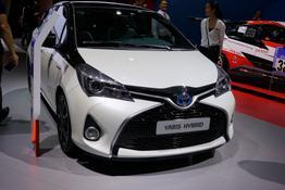 Yaris - H4 1.5 Hybrid 100PS e-CVT 2018