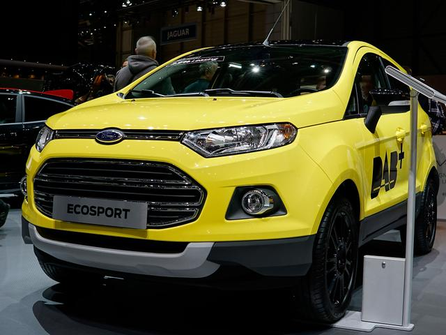 Ford EcoSport - 1,0 EcoBoost 92kW Cool & Connect