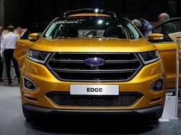 Ford Edge, Das Bild ist ein beliebiges Beispiel der frei konfigurierbaren Modellreihe