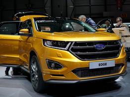 Ford Edge      2,0 l EcoBlue 4x2 TITANIUM Auto