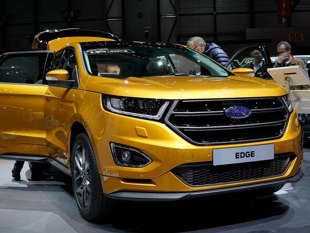 Ford Edge - 2,0 l EcoBlue 4x2 TITANIUM Auto