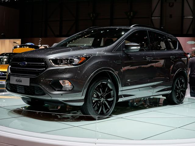 Ford Kuga - 1,5 EcoBoost 4x2 110kW Trend