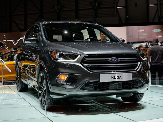 Ford Kuga - 2,0 TDCi 4x4 110kW Black & Silver Powers