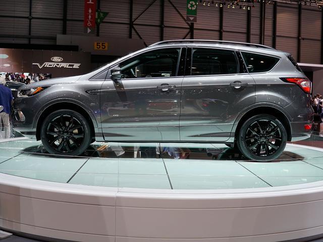 Ford Kuga - 1.5 EcoBoost Titanium