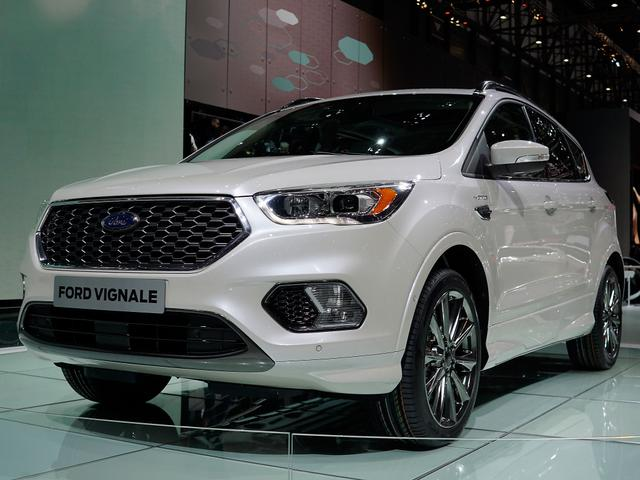 Ford Kuga - 1,5 EcoBoost 4x2 110kW Vignale