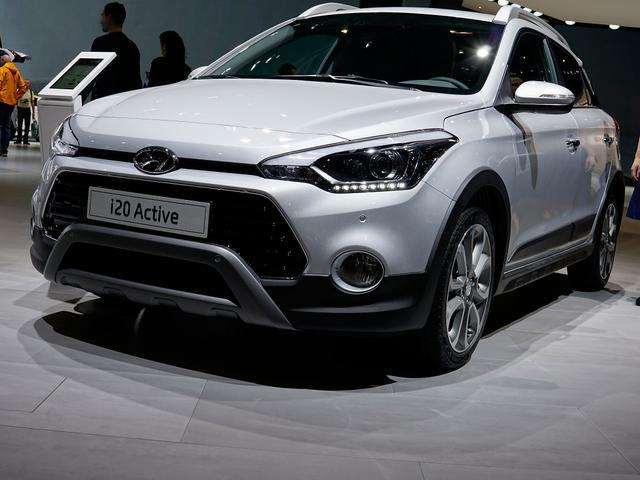 Hyundai i20 1.0 T-GDI 74kW Intro