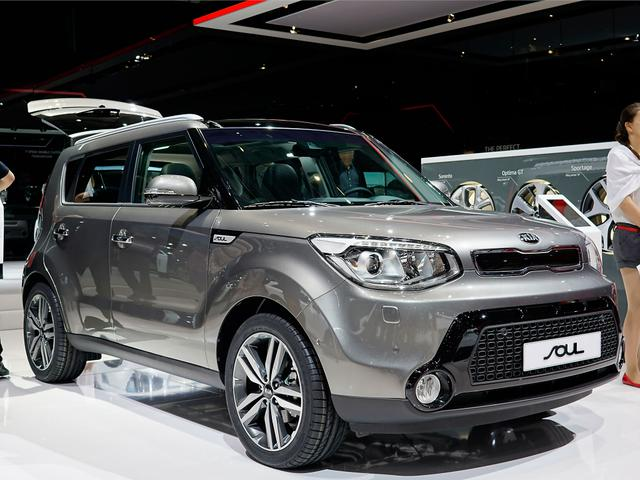 Kia Soul - 1.6 GDI Dream-Team Edition