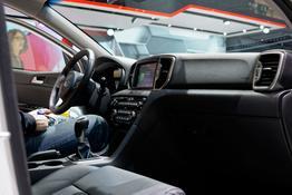 Kia Sportage, Das Bild ist ein beliebiges Beispiel der frei konfigurierbaren Modellreihe