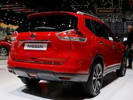 Nissan X-Trail, Das Bild ist ein beliebiges Beispiel der frei konfigurierbaren Modellreihe