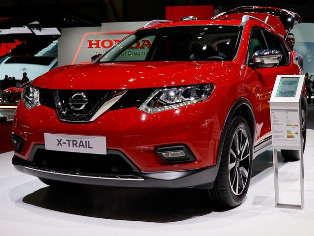 Nissan (EU) X-TRAIL Crossover      N-Connecta 2,0 dCi 4WD 177 PS, Xtronic