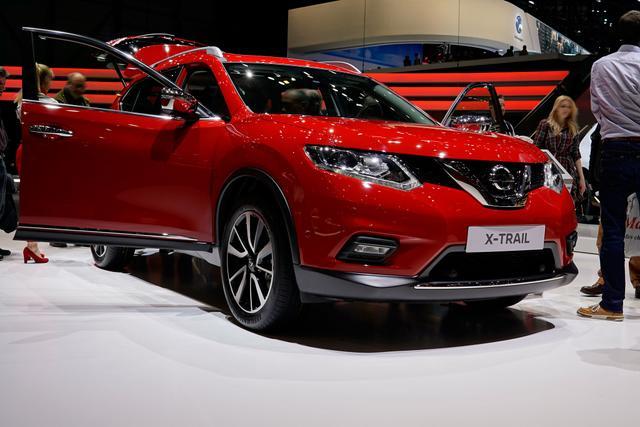 Nissan X-Trail      1.3 DIG-T TEKNA