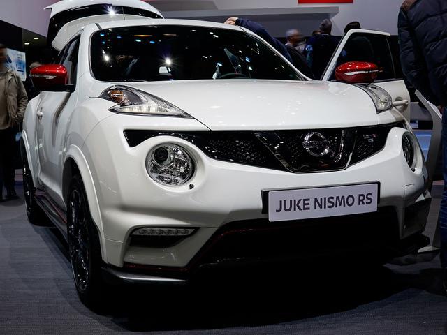 Nissan Juke - 1.6 DIG-T NISMO RS 4x2