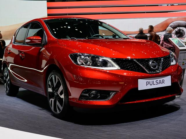 Nissan Pulsar - 1.2 DIG-T N-CONNECTA Xtronic