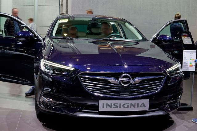 Opel Insignia Grand Sport - 2.0 Diesel 128kW Elegance GS