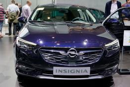 Insignia Grand Sport, Das Bild ist ein beliebiges Beispiel der frei konfigurierbaren Modellreihe