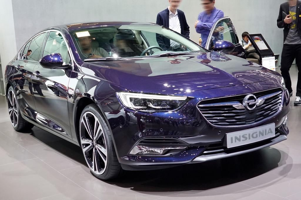 Goede Opel Insignia Grand Sport 2.0 Diesel 125kW Innovation 4x4 GS PO-02