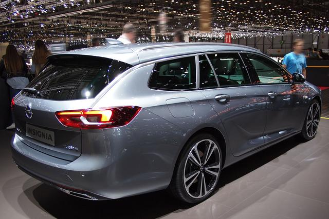 Opel Insignia Sports Tourer 1.5 Diesel 90kW Edition ST
