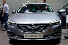 Opel Insignia Sports Tourer      1.5 Diesel 90kW Edition ST