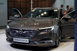 Opel Insignia Sports Tourer      2.0 Turbo 147kW Ultimate Auto ST