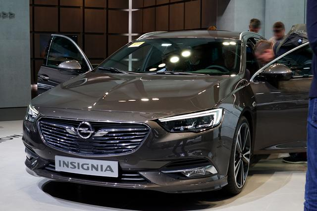Opel Insignia Sports Tourer      1.5 Diesel 90kW Ultimate Auto ST