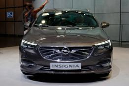 Opel Insignia Sports Tourer      1.5 Diesel 90kW Ultimate ST