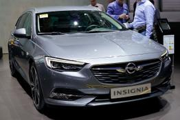 Opel Insignia Sports Tourer      1.5 Diesel 90kW Business Edition Auto ST