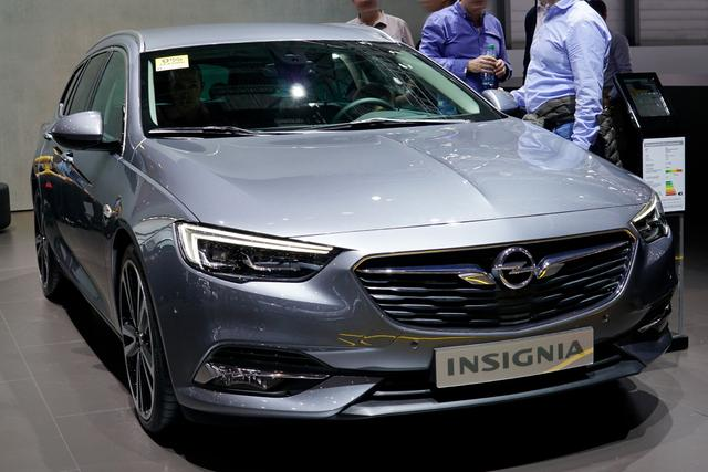 Opel Insignia - Sports Tourer Innovation 1.5 Direct Injection Turbo, 103 kW (140 PS)