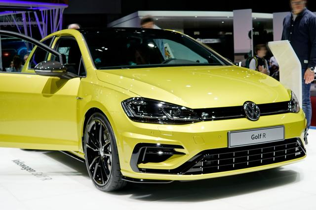 Volkswagen Golf - 2.0 TSI OPF DSG 4Motion R