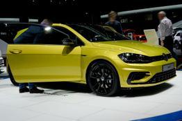 VW Golf, Das Bild ist ein beliebiges Beispiel der frei konfigurierbaren Modellreihe