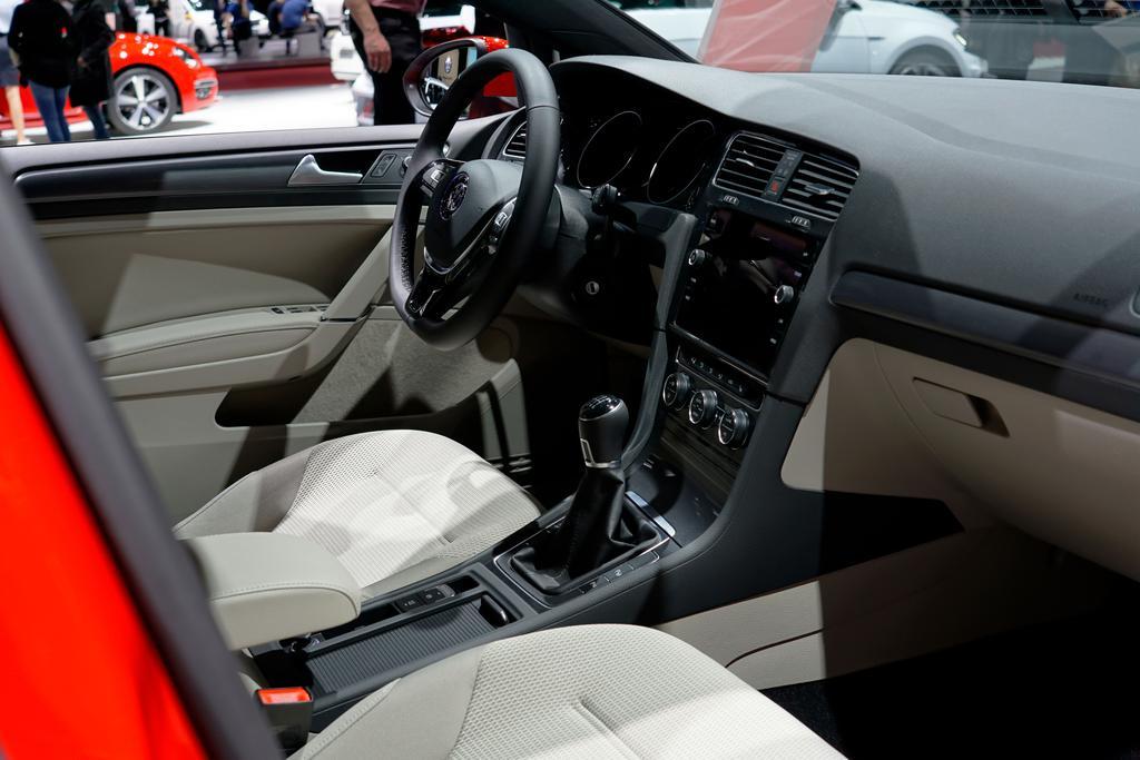 Volkswagen Golf 1 0 Tsi Opf 66kw Restart Auto