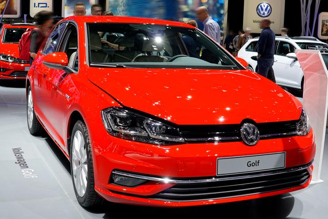 VW Golf - Comfortline Fracht frei Haus, Alu 16