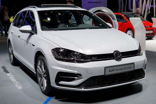Volkswagen Golf Variant - Highline 2.0 TDI SCR 150PS DSG7 2019