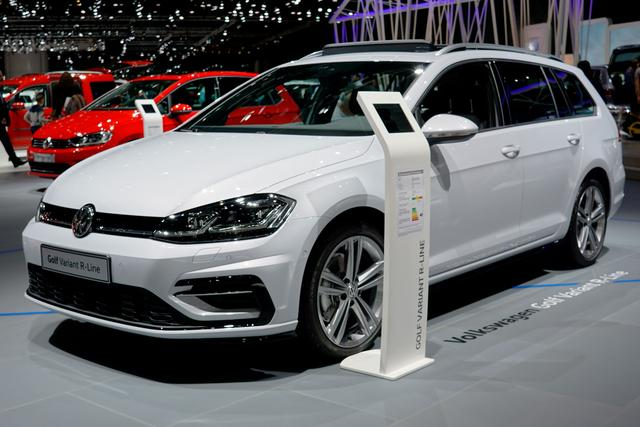 Volkswagen Golf Variant - Highline