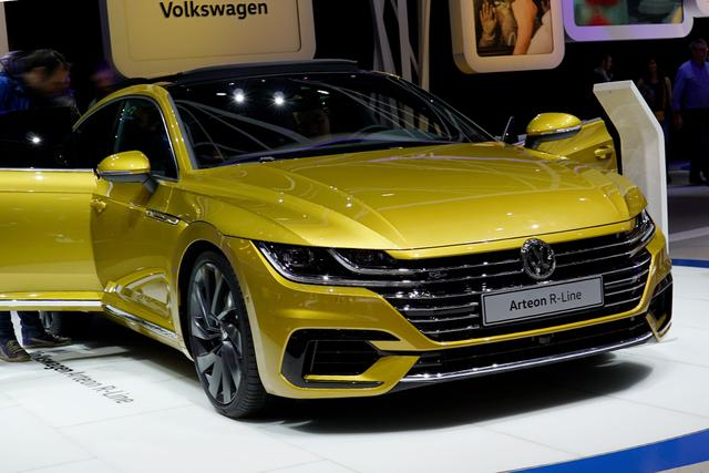 Volkswagen Arteon - R-Line Business 1.5 TSI EVO ACT 150PS DSG7 2019
