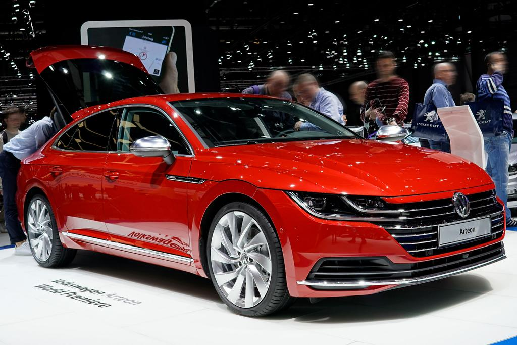 Volkswagen Arten