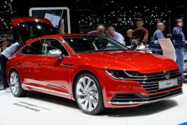 Volkswagen Arteon - R-Line Business 1.5 TSI EVO ACT 150PS DSG7 2019