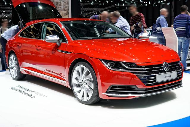 Volkswagen Arteon 2.0 TDI SCR DSG