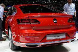 Volkswagen Arten, Das Bild ist ein beliebiges Beispiel der frei konfigurierbaren Modellreihe
