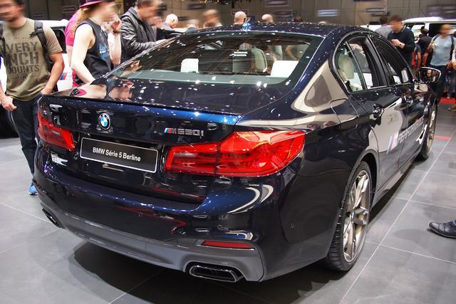 BMW 5er Limousine - 520i A