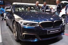 BMW 5er Limousine, Das Bild ist ein beliebiges Beispiel der frei konfigurierbaren Modellreihe