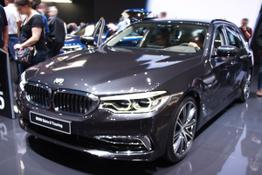 BMW 5er Touring      540d xDrive A